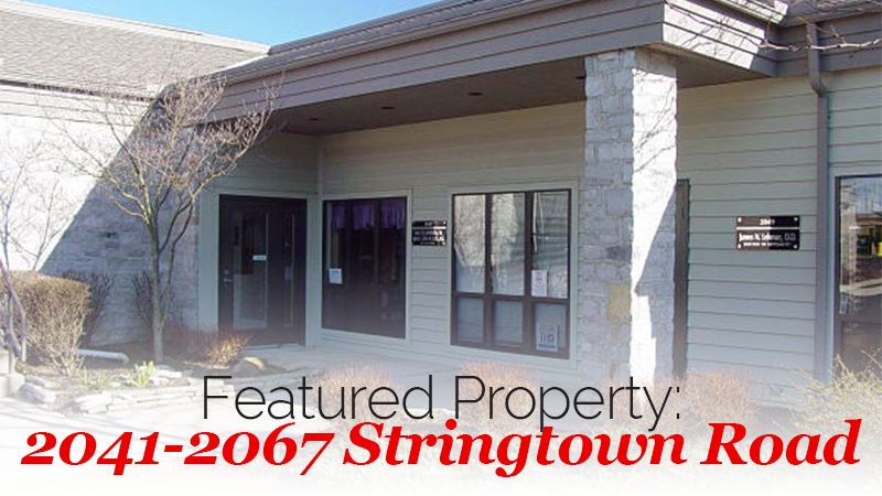 Stringtown Road Property Offers Flexible Office and Retail Spaces
