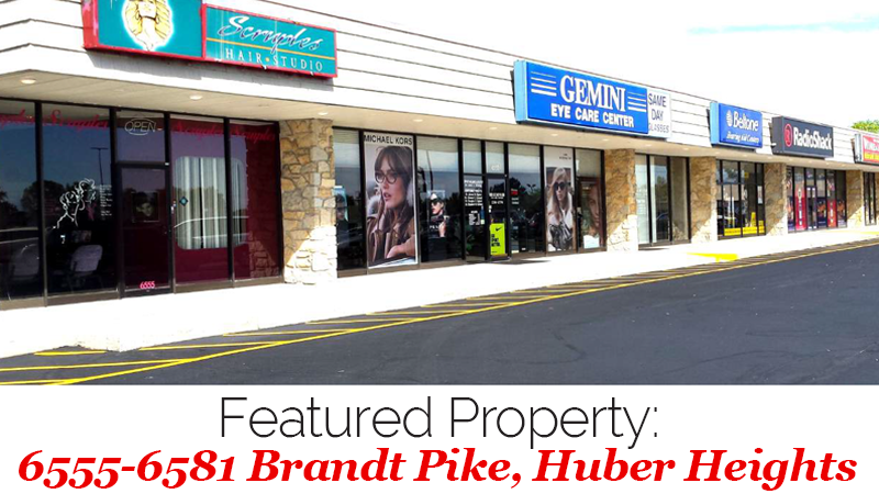 Featured Property: 6555-6581 Brandt Pike, Huber Heights