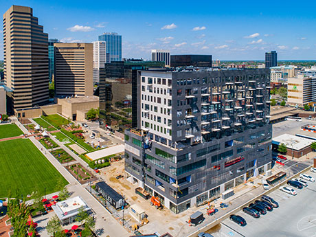 Startups, Millennials Drive Strong Fundamentals for Columbus Office Market