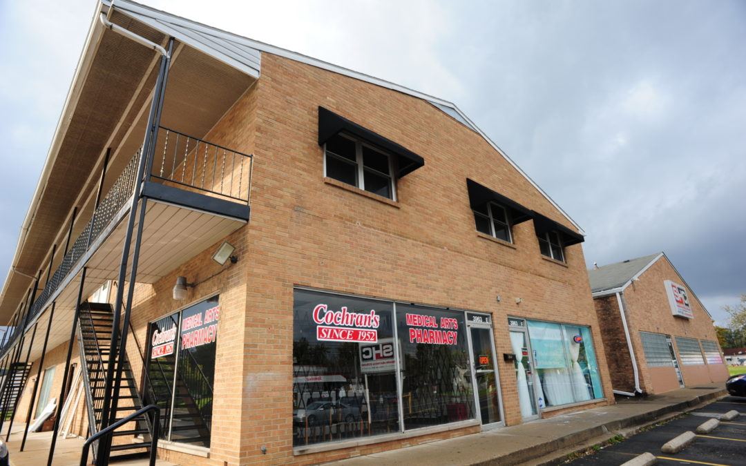 Property Focus:  100% Occupied Investment – Retail with Apartments in Opportunity Zone