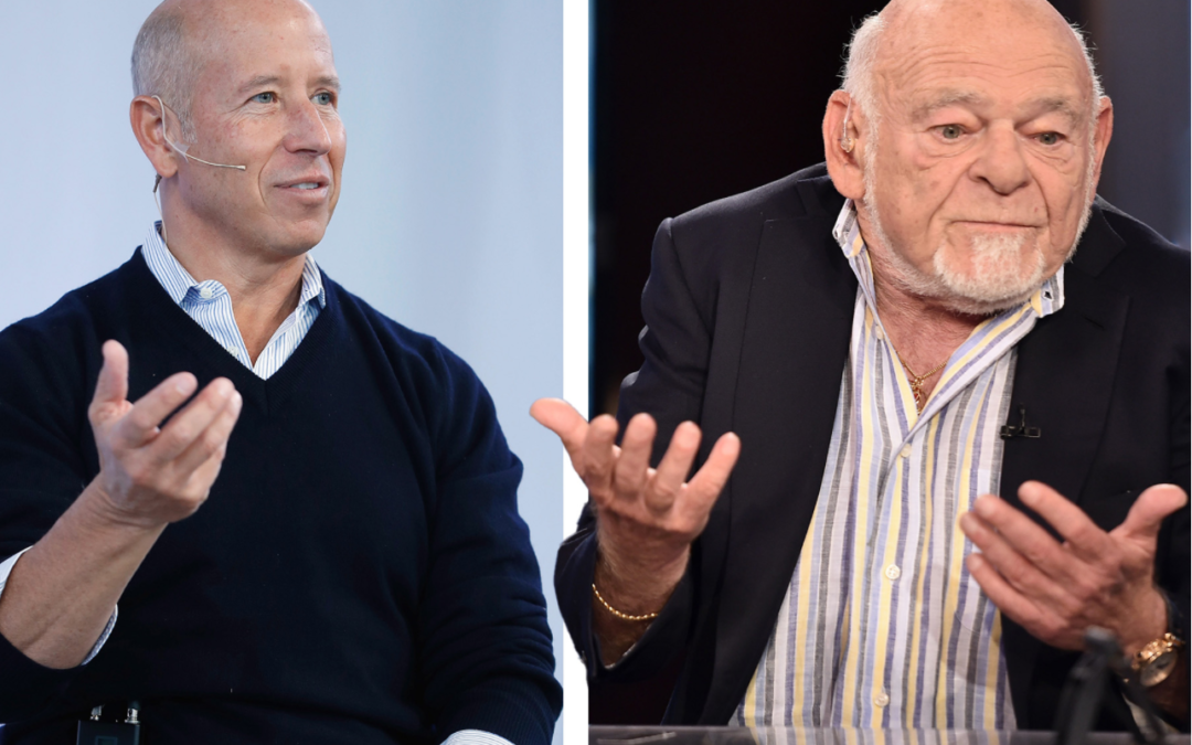 Billionaire Investors Sternlicht, Zell Are No Fans of Working From Home