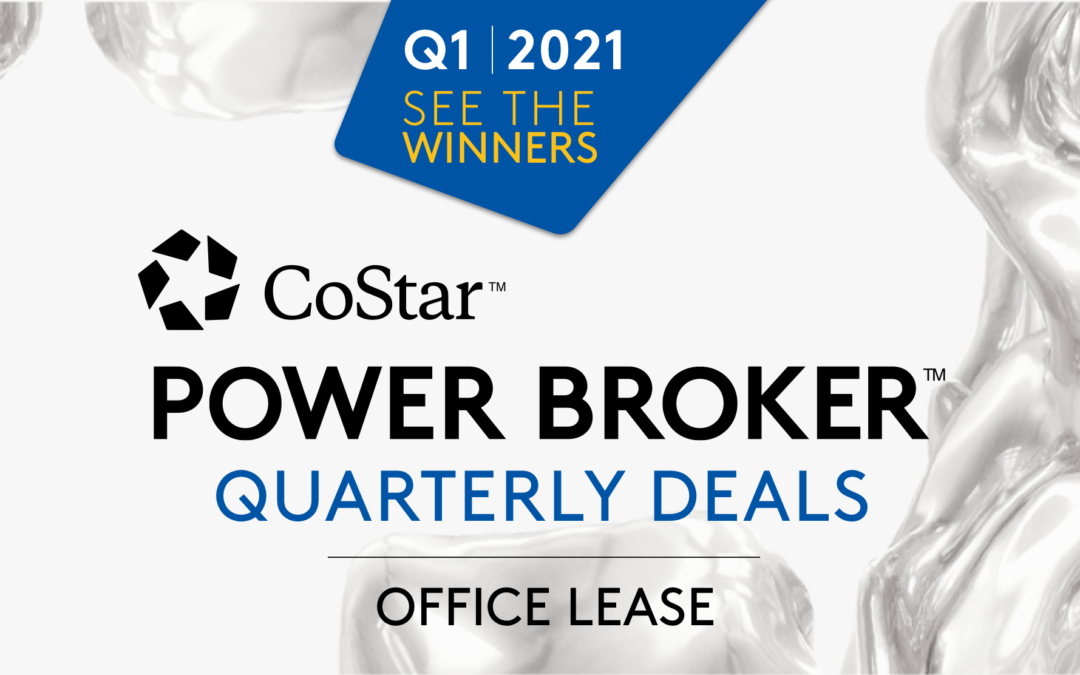 Alterra Recognized As One Of The Top Office Leases For Columbus In The First Quarter!