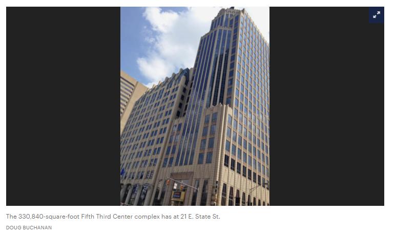 Fifth Third Ending Hybrid Office Model Across Ohio